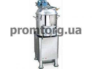Картофелечистка промышленная Inoxtech HLP-15