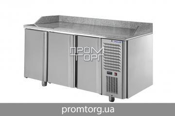 Холодильный-стол-Polair-TM3-Pizza-G
