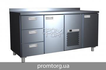 Холодильный стол Сarboma 2GN/NT, 3GN/NT, 4GN/NT