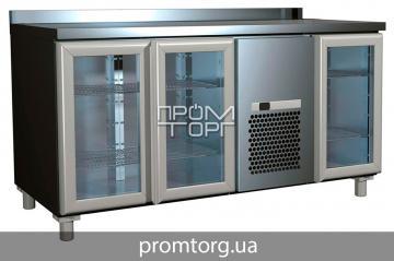 Холодильный стол Сarboma 2GNG/NT, 3GNG/NT, 4GNG/NT