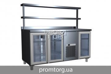 Холодильный-стол-Carboma-4GNGNT