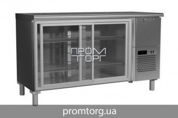 Холодильный-стол-Сarboma--BAR-360-К