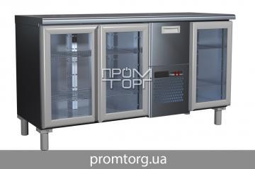 Холодильный-стол-Сarboma--BAR-360-С