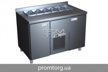 Холодильный стол Сarboma для салатов 700