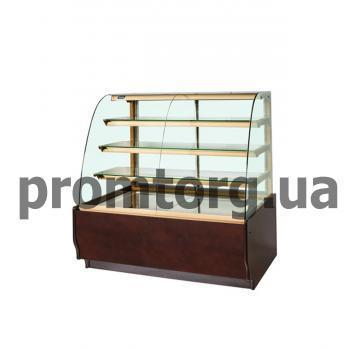 Кондитерская витрина Cold с вентилятором и системой контроля влажности Gn  купить в Чернигове