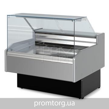 Холодильная Витрина среднетемпературная Двина QS купить в Киеве