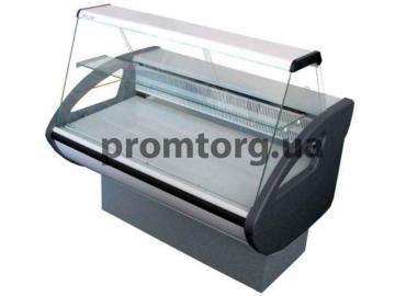 Витрина холодильная Россинка с прямым стеклом купить в Белой Церкви