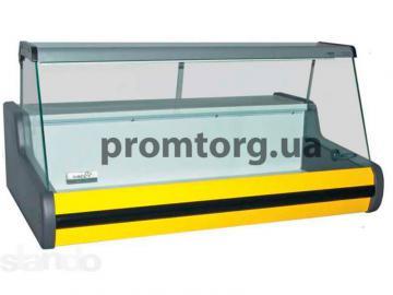 Настольная витрина холодильная Парма купить в Киеве
