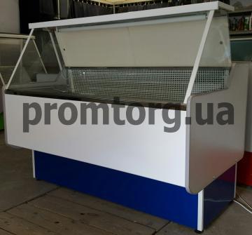 Витрина холодильная СТАНДАРТ с прямым стеклом купить в Днепре