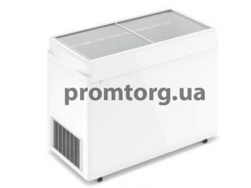Морозильный ларь GELLAR CLASSIC с прямым стеклом купить в Киеве
