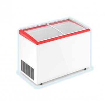 Морозильный ларь FROSTOR с гнутым стеклом