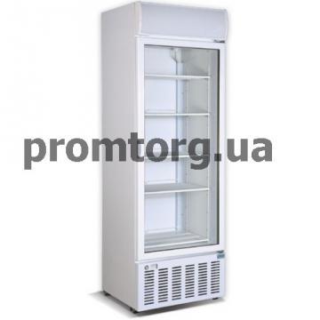 Шкаф морозильный со стеклянной дверью Crystal