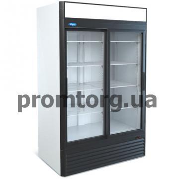 Шкаф холодильный со стеклянной дверью купе Капри