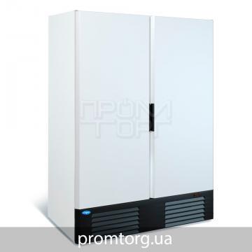 Шкаф морозильный Капри на 2 глухие двери на 1100 и 1500 л купить в Чернигове