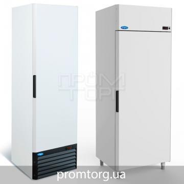 Шкаф холодильный с глухой дверью Капри на 500 и 700 л купить в Белой Церкви