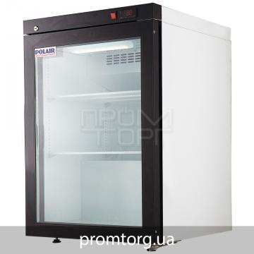 Барный низкотемпературный шкаф стеклянный на одну дверь Polair DP102-S на 150 л купить в Чернигове