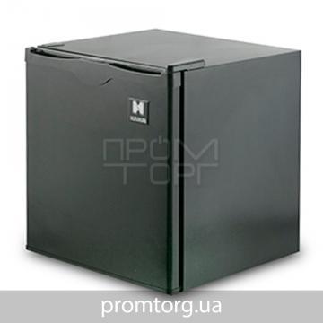 Маленький глухой холодильный шкаф на 50 л HURAKAN HKN BCL50 одна дверь купить в Чернигове