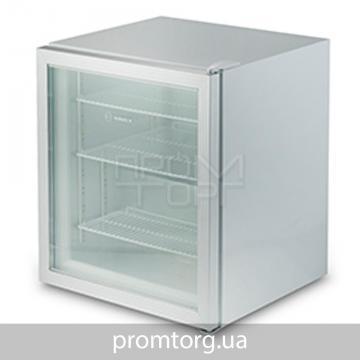 Морозильный шкаф HURAKAN HKN-UF100G на 88л со стеклянной дверью