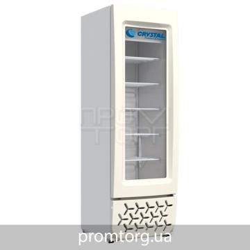 Шкаф морозильный со стеклянной дверью Crystal MIRA на 300 л купить в Чернигове