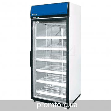 Холодильный шкаф со стеклянной дверью Cold SW 500 DP A/G купить в Чернигове