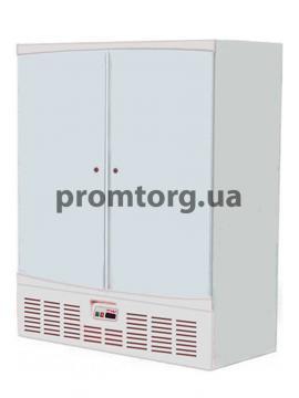 Глухой холодильный шкаф Айстермо ШХС двухдверный купить в Чернигове