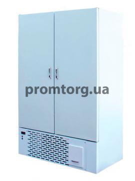 Универсальный холодильный шкаф глухой Айстермо ШХУ двухдверный с тэновой автооттайкой купить в Чернигове