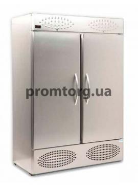 Шкаф холодильный с глухой дверью из нержавеющей стали Crystal