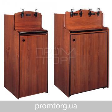 Шкаф холодильный с кранами для розлива вина из упаковки BAG-IN-BOX  купить в Белой Церкви