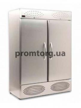 Шкаф морозильный с глухой дверью из нержавеющей стали Crystal