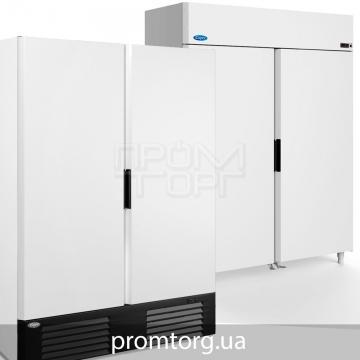 Шкаф среднетемпературный с глухой двойной дверью Капри на 1100 и 1500 л купить в Чернигове