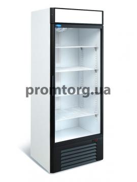 Шкаф холодильный со стеклянной дверью Капри