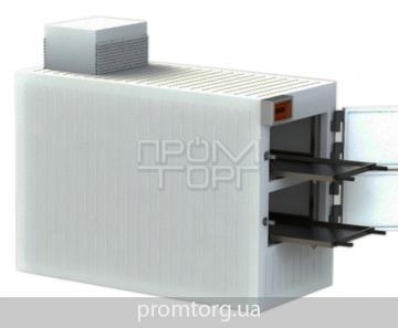 Камера для трупов для двух усопших фронтальная купить в Киеве