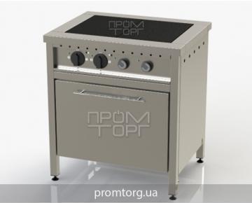 Электроплита двухконфорочная с духовкой ЭПК-2 чугунная купить в Белой Церкви