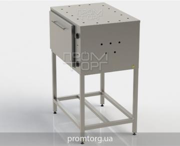 односекционный промышленный жарочный шкаф