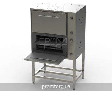 жарочный шкаф на две секции промышленный