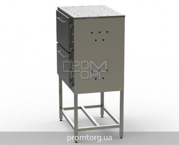 шкаф жарочный двухсекционный промышленный
