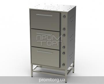 Шкаф жарочный ШЖЭ-3 трёхсекционный