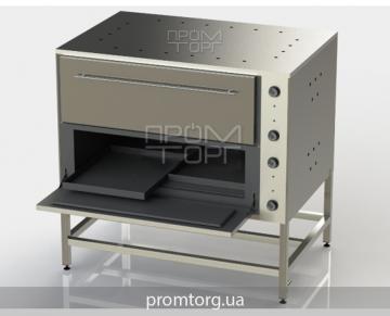 Шкаф пекарский двухсекционный ШПЭ-2