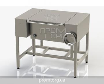 Сковорода электрическая чугунная промышленная СЭМ-02, СЭСМ-02, СЭ-30 на 30 л
