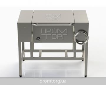 промышленная электрическая сковорода СЭМ-02 на 30л
