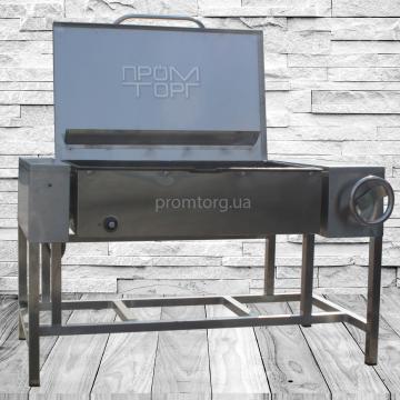 Сковорода промышленная СЭМ-05 на 65 л с чугунной чашей