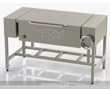 электрическая сковорода СЭМ-05 на 65 л промышленная