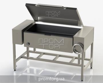 Сковорода промышленная электрическая СЭМ-05, СЭСМ-05 для общепита на 65 л