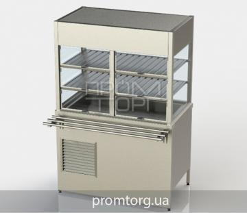 Витрина холодильная Куб для линии раздачи