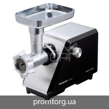 Промышленная мясорубка Panasonic MK-ZJ 2700 с насадкой для колбас купить в Чернигове