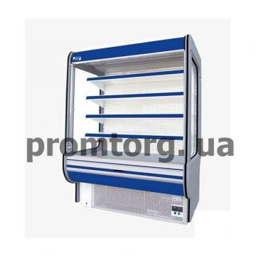 Холодильная пристенная торговая горка Cold (Польша) купить в Белой Церкви