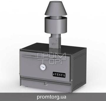 Угольная печь мангал Vesta 38