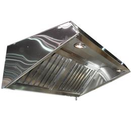 Зонт вытяжной для вентиляции пристенный купить в Белой Церкви
