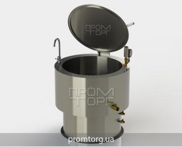 Котел пищеварочный КПЭ-160 на 160 литров