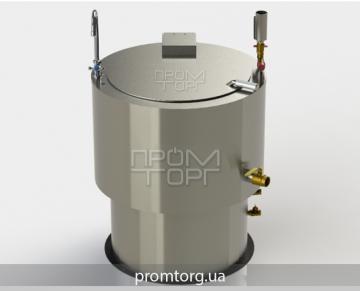 Котел пищеварочный КПЭ-100 на 100 литров